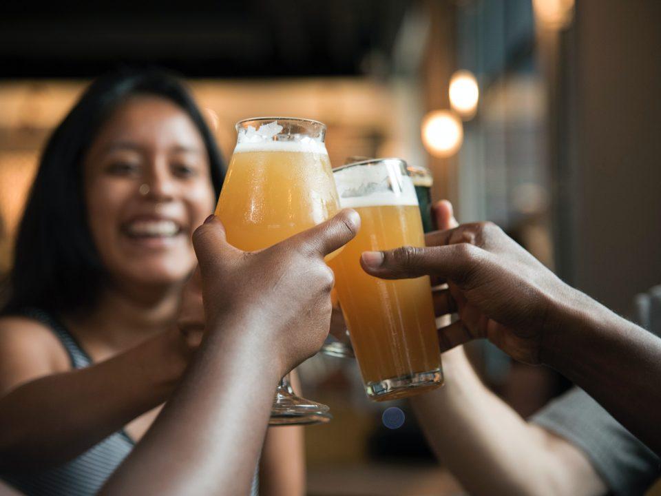 Stačí jedno pivko denne: ilustrácia